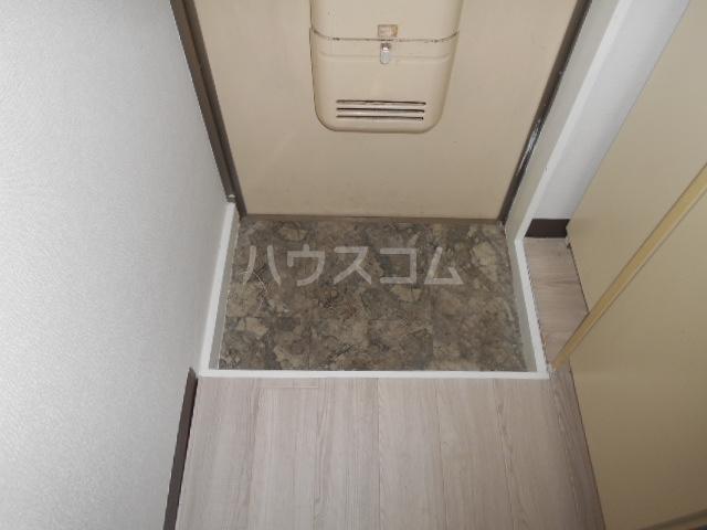 シルクハウス 205号室の玄関