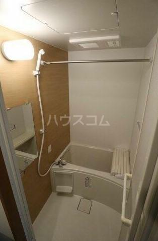 ブリーゼ磯子 301号室のトイレ