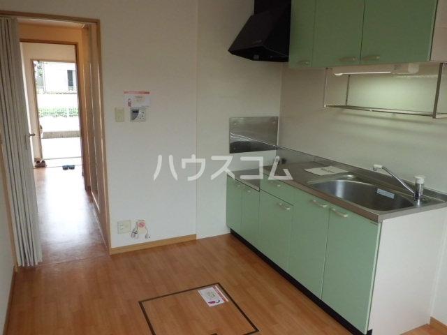 リビオンH&Mのキッチン