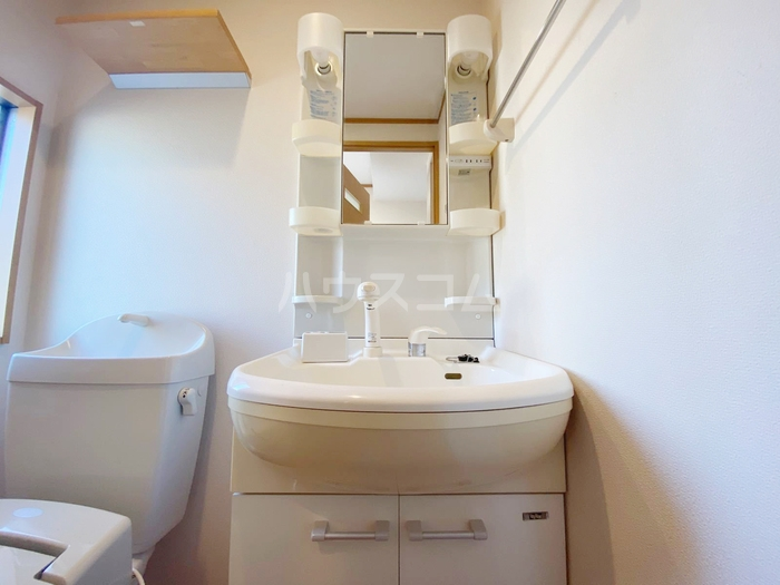 リビオンH&Mの洗面所