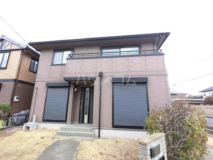 飯塚町谷一貸家住宅の外観