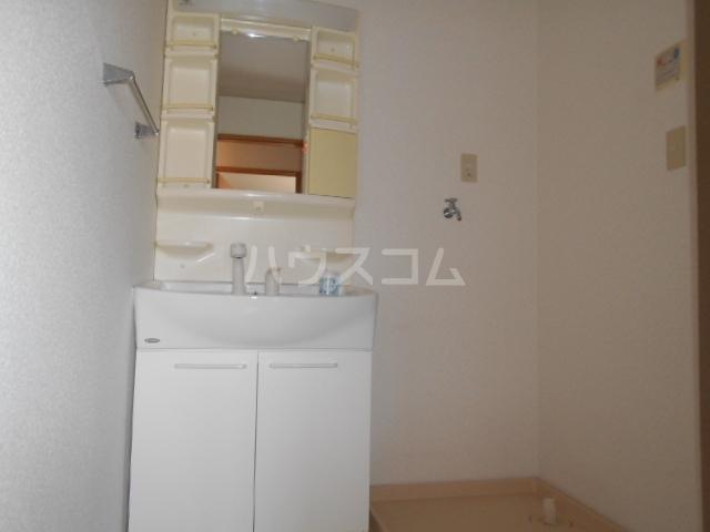 パティオ A 202号室の収納