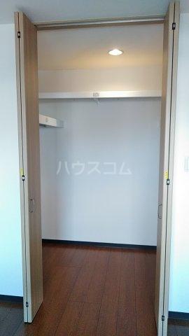 Dーポワール 203号室の収納