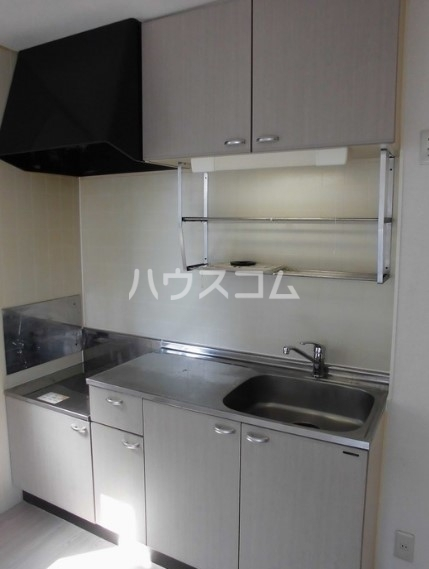 グリーンハイツ尾崎台 A 102号室のキッチン
