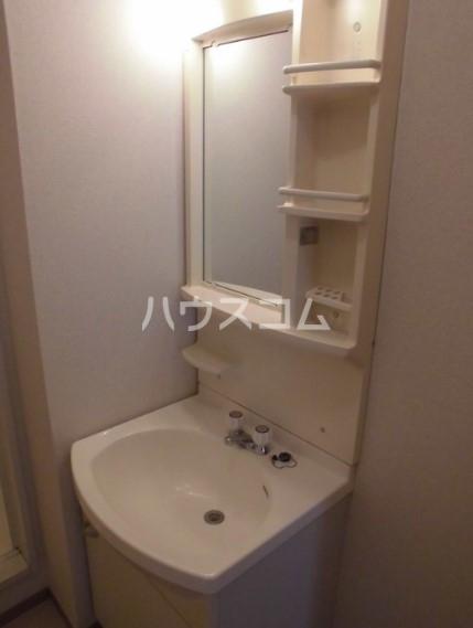 グリーンハイツ尾崎台 A 102号室の洗面所