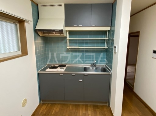 キャッスル雪谷 102号室のキッチン