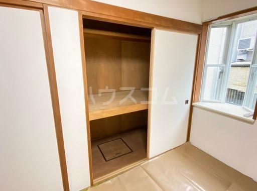 キャッスル雪谷 102号室の収納
