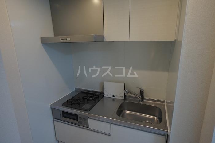 Polaris(ポラリス) 001号室のキッチン