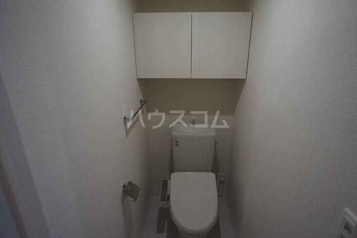 Polaris(ポラリス) 001号室のトイレ
