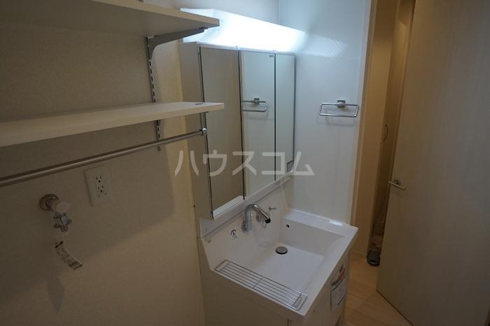 Polaris(ポラリス) 001号室の洗面所