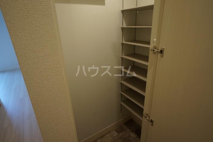 Polaris(ポラリス) 001号室の収納