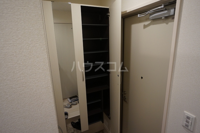 Polaris(ポラリス) 001号室のベッドルーム