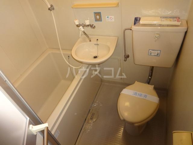 Komodokasa Miwa 401号室の風呂