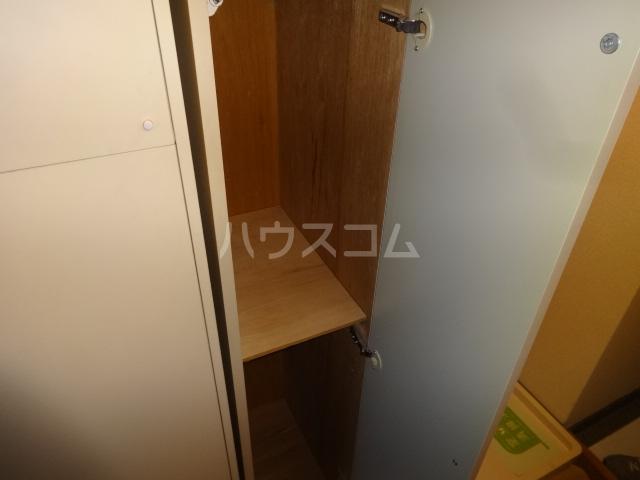 Komodokasa Miwa 401号室の収納