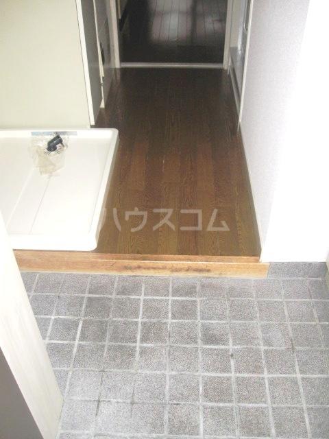 Komodokasa Miwa 401号室の玄関