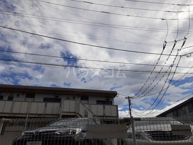 リバティハウス 102号室のベッドルーム