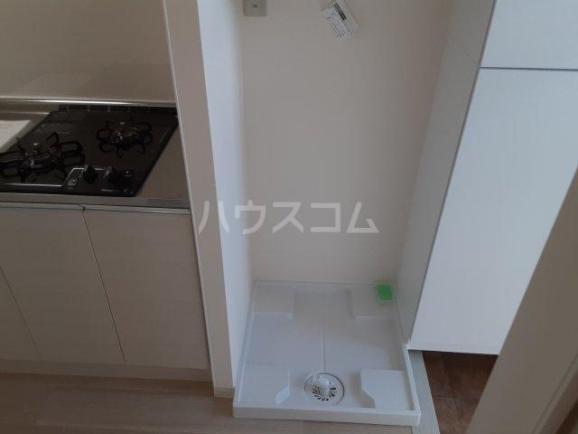 リバティハウス 102号室のトイレ
