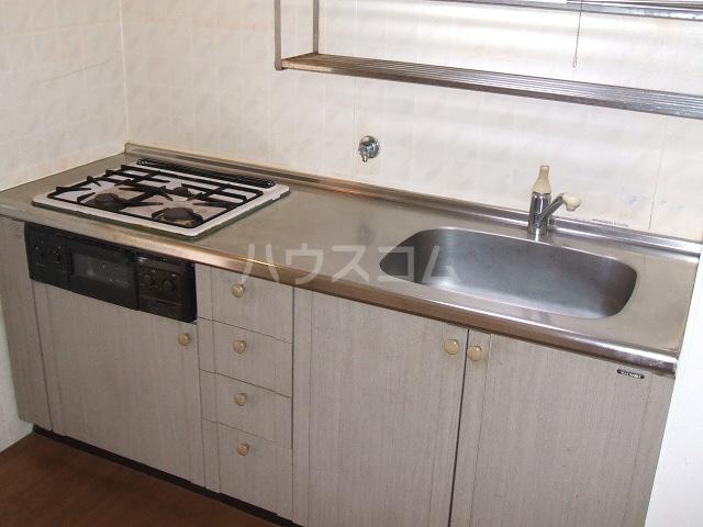 カーサ阪和 302号室のキッチン
