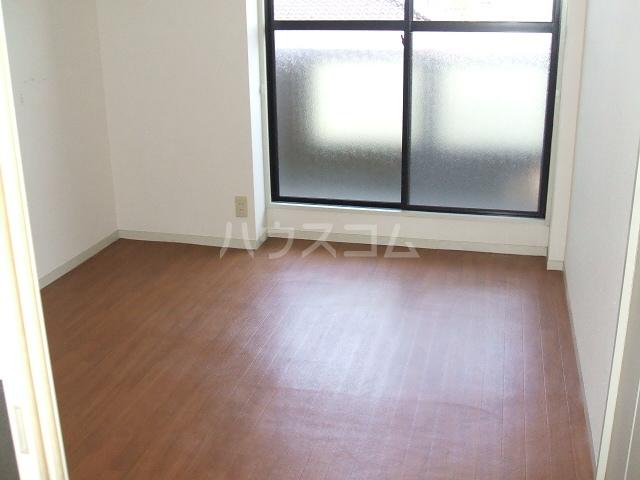 カーサ阪和 302号室のベッドルーム