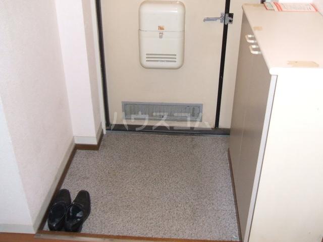 カーサ阪和 302号室の玄関