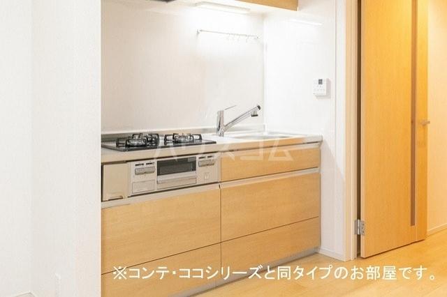 エール・ヌーボー 02010号室のキッチン