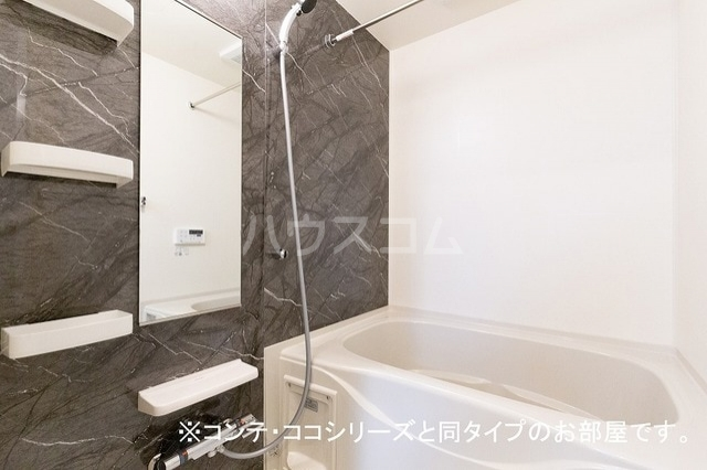 エール・ヌーボー 02010号室の風呂