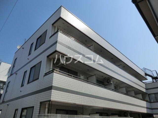 第3金田マンションの外観