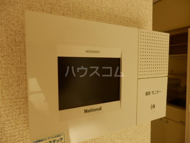 シャンテ津田沼A 210号室のセキュリティ