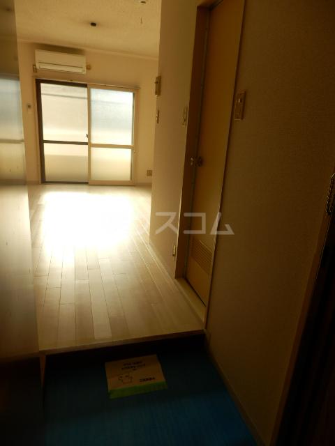 シャンテ津田沼A 210号室の玄関