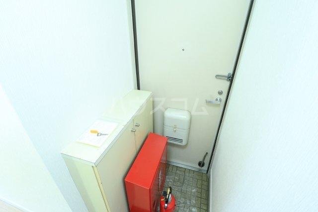 流山カサベラ七番館 102号室の玄関