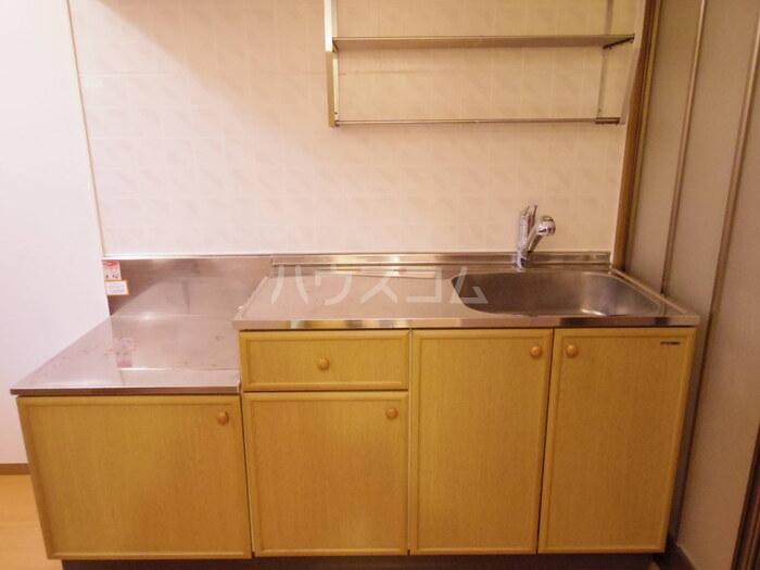 セジュール久津見 105号室のキッチン