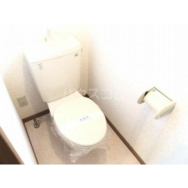 ブレジオ栄のトイレ