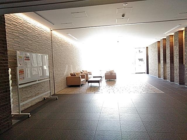 リージア経堂テラスガーデン 107号室のロビー