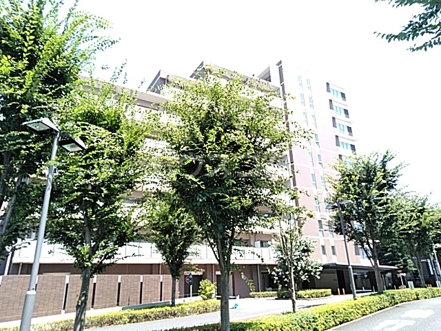 リージア経堂テラスガーデン 107号室の景色