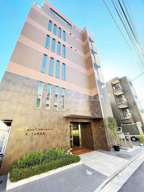 Residence Condominium KALAHAAIの外観