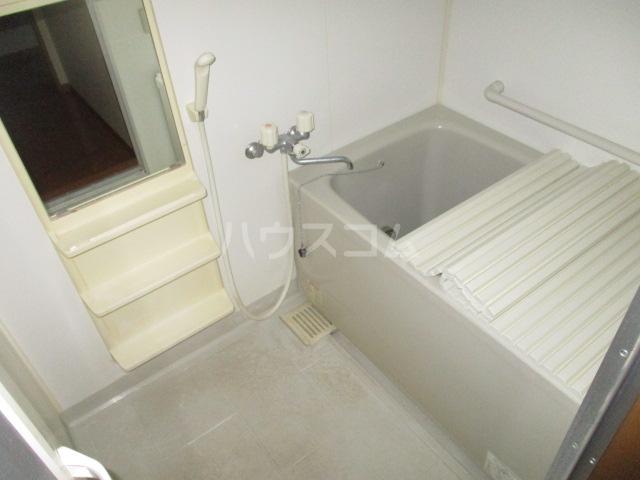 パルナッソス成城 205号室の風呂