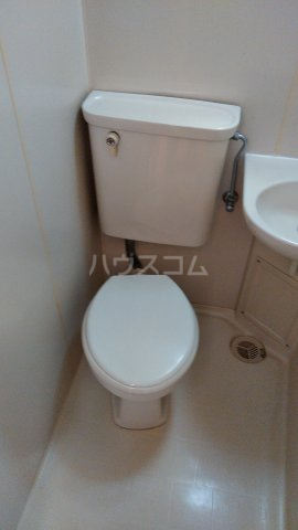 エスポワール 207号室のトイレ