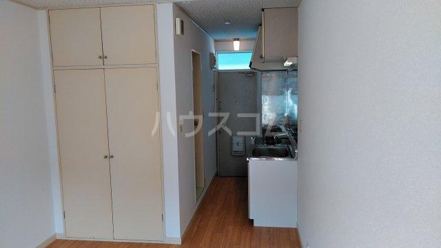 エスポワール 207号室の洗面所