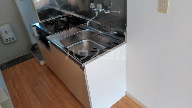 エスポワール 207号室のキッチン