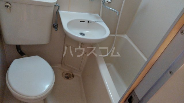 エスポワール 207号室の風呂
