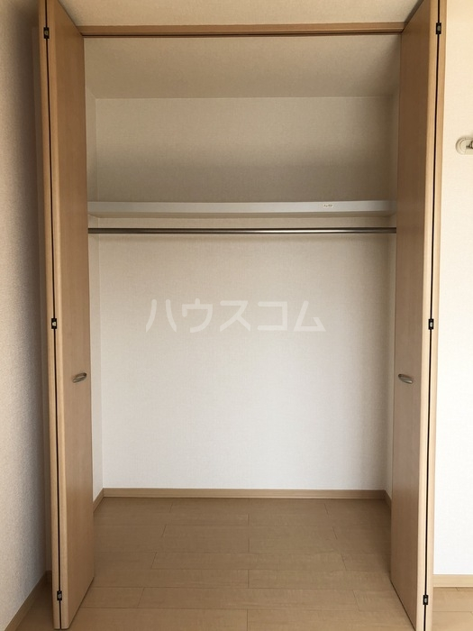 ローゼンハイム 202号室の収納