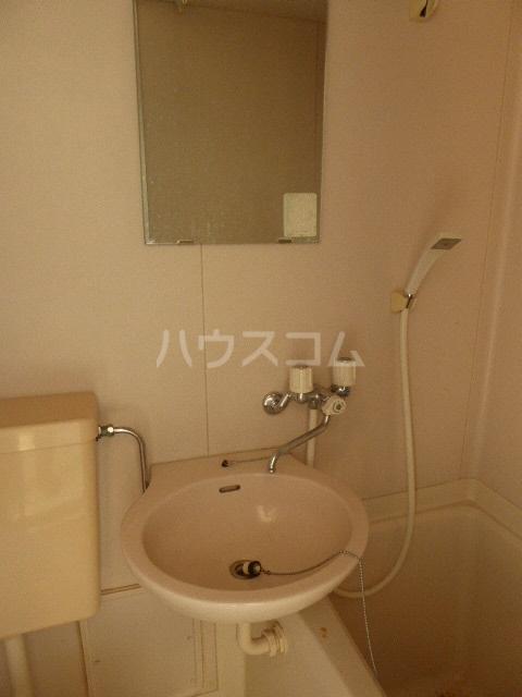 グレイスタカホ 203号室のトイレ