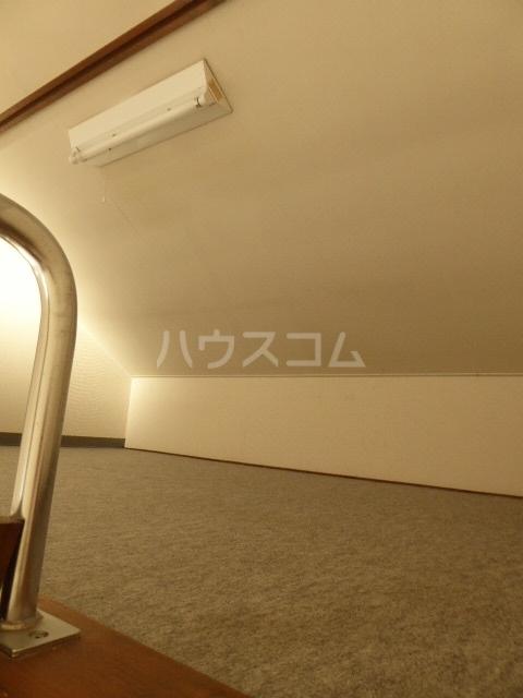 グレイスタカホ 203号室の玄関