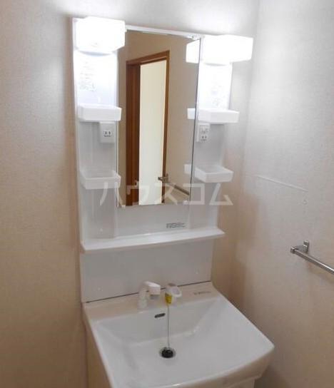 ヴァンセーヌ 203号室の洗面所