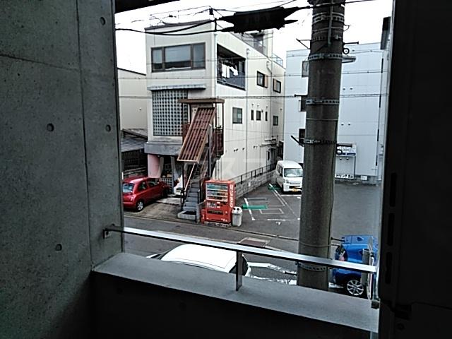 ブーブーヴィラ円町 502号室の景色