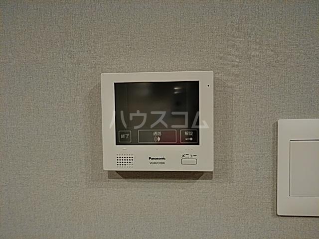 ブーブーヴィラ円町 502号室のセキュリティ