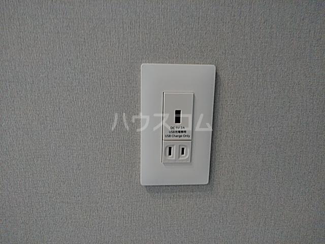 ブーブーヴィラ円町 502号室の設備