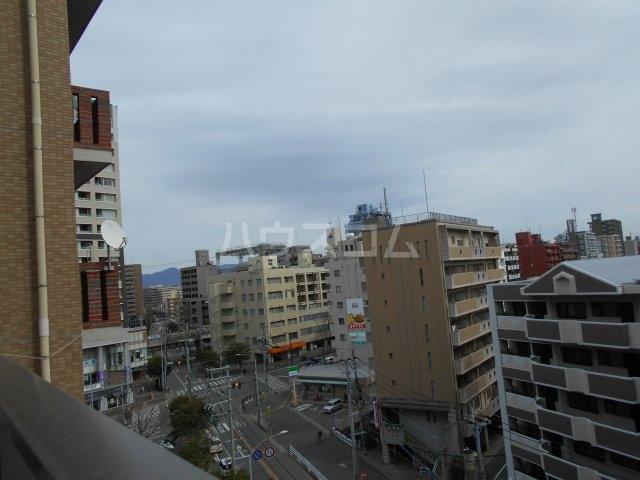 プレベール平尾駅前 602号室の景色