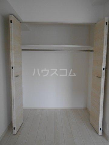 プレベール平尾駅前 602号室の収納