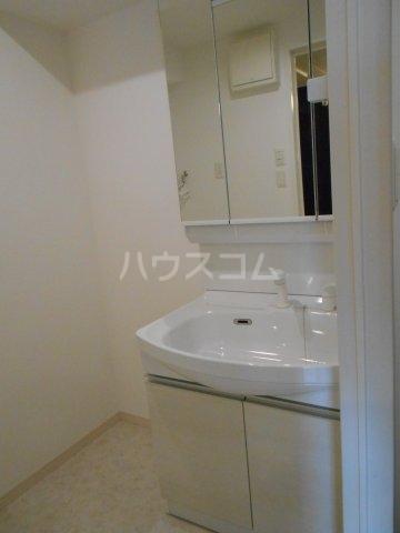 プレベール平尾駅前 602号室の洗面所